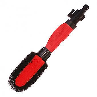 velgenborstel Wheel Brush V2 met slangaansluiting 40 cm