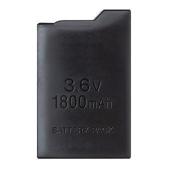 1800mah 3.6v litium-jon uppladdningsbart batteri Pack Ersättning för Sony Psp-1000/psp-110 Konsol