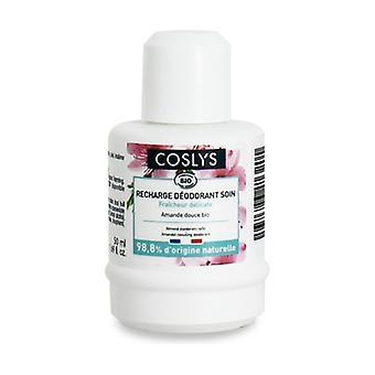 Amandel deodorant bijvullen 50 ml