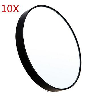 5x/10x/15x Portable Round Makeup Magnifying Mirror With Two-suction Cups Cosmetic Mirror For Bathroom Home