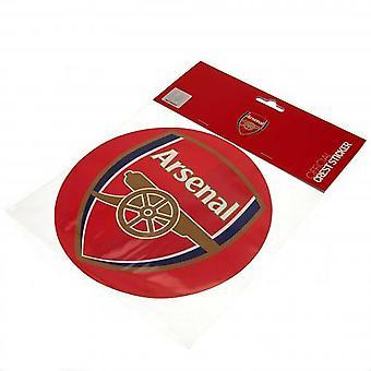 Arsenal FC Crest Stickers