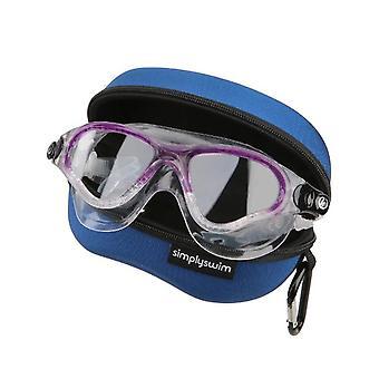 Simply Swim Premium Swim Mask Case