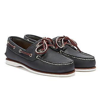 Timberland klasyczne marynarki męskie skórzane buty łódź