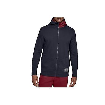 Under Armour Baseline Fleece FZ Hoodie 1343006002 universal all year men sweatshirts