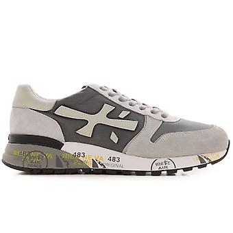 Mick 4952 Grey-díjas férfi cipő