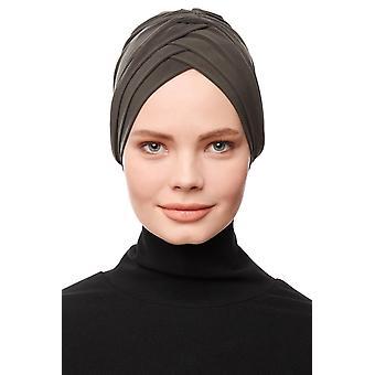 Turban With 3x Cross