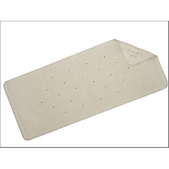 Croydex Rubagrip Mat White Large AG182622