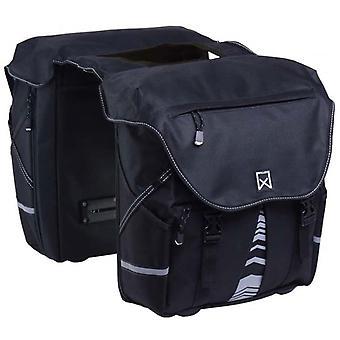Willex Bicycle Bags 1200 20 L Black 13321
