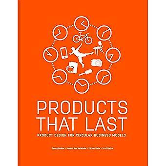 Tuotteet, jotka kestävät: Kiertotalouden liiketoimintamallien tuotesuunnittelu