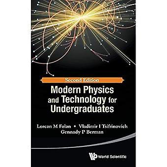 Modern Physics i technologii dla studentów (wydanie drugie)