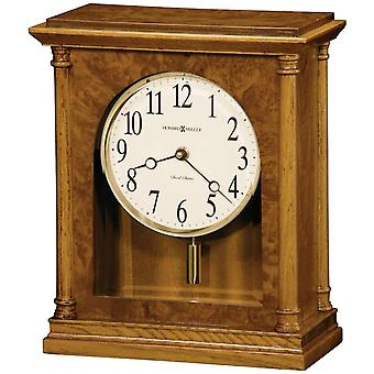 Howard Miller Carly Mantel Clock - Brown