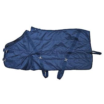 1200d Waterproof Horse Turnout Blanket, Winter Warm Breathable Cotton Sheet