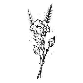 Vedensiirto tatuointi - Kehon taide Väliaikainen Fake Tattoo miehelle, Nainen, Lapsi