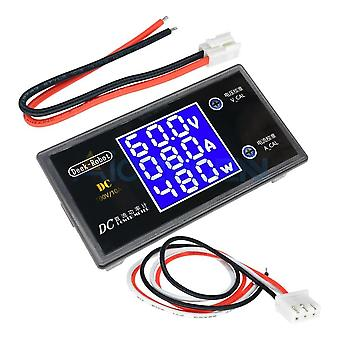 Lcd Display Digital Voltmeter Ammeter Wattmeter Voltage Current Power Meter