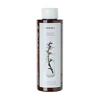 Shampoo dry and damaged hair - almonds & flax seeds 250 ml