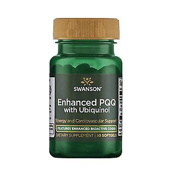Ultra Enhanced PQQ w/Ubiquinol 30 softgels