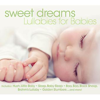 Various Artist - Sweet Dreams - Lullabies for Babies [CD] USA import