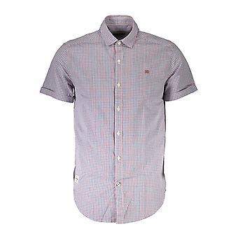NAPAPIJRI Shirt Short Sleeves  Men NP0A4E2T GODE SS