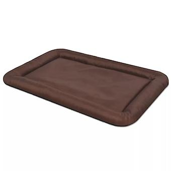 vidaXL dog bed size XXL Brown