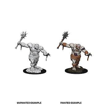 Donjons & Dragons Nolzur's Marvelous Miniatures non peintes - Ogre Zombie