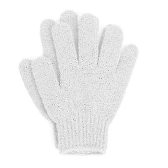 Shower Exfoliating Body Scrub - Nylon Glove