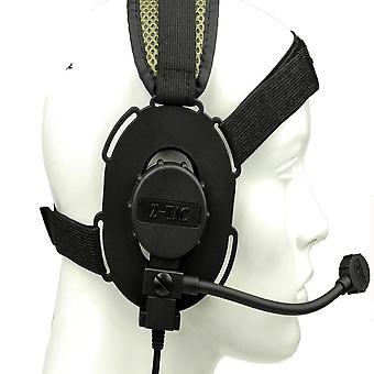 Element Z-tac Bowman Evo Tactical Headset For Airsoft Paintball Hunting