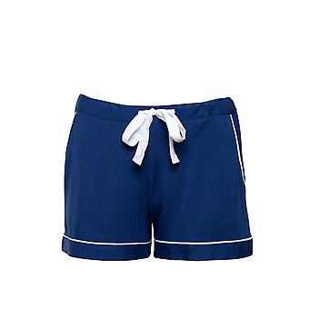 Cyberjammies Libby 4776 Women's Indigo Modal Pyjama Short