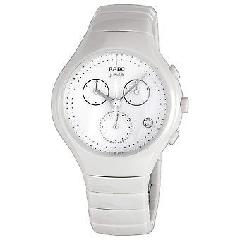 Rado Women's True Jubile White Dial Watch - R27832702