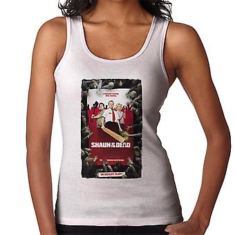 Shaun of the Dead Theatrical Poster Women's Vest