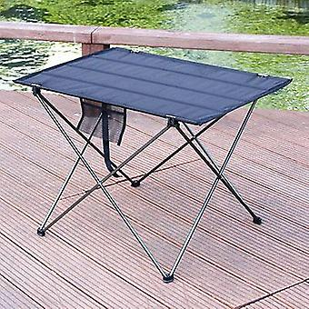 Portable Foldable Table Camping Outdoor Furniture Computer Bed Table