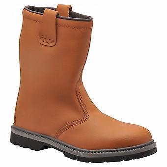 Portwest Unisex Steelite Safety Rigger Boots S1P CI (FW12) / Workwear