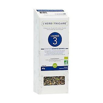 L'herbô 3 relaxation-sleep comfort complex 60 g
