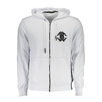 ROBERTO CAVALLI Sweatshirt mit Reißverschluss Männer HST666