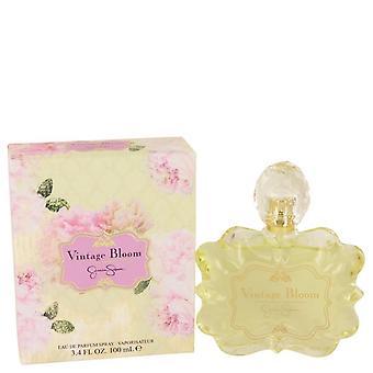 Jessica Simpson Vintage floración Eau De Parfum Spray por Jessica Simpson 3.4 oz Eau De Parfum Spray
