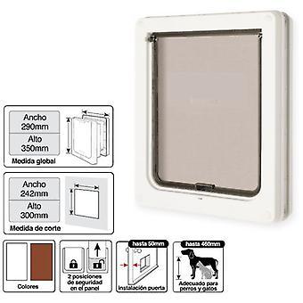 Pet Mate Single Door Access Medium Dog (Dogs , Kennels & Dog Flaps , Doors)