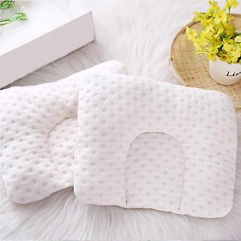 Children´s Pillow U-shaped Warm Cotton Baby Anti-roll Pillow