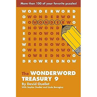 The Wonderword Treasury 9 by David Ouellet - 9781449472795 Book