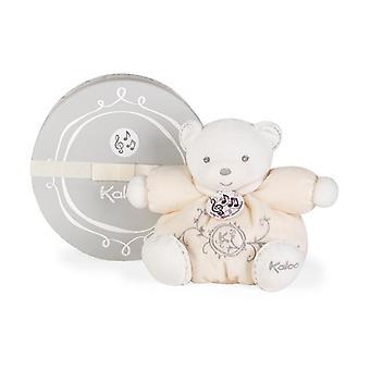 Kaloo musical chubby bear cream