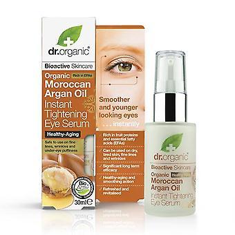 Dr. Organic Augenkonturenserum mit marokkanischem Arganöl
