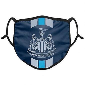 Newcastle United Reflective Face Covering Stripe