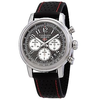 Chopard Mille Miglia 2018 Race Edition Chronograph Automatic Grey Dial Men's Watch 168589-3006