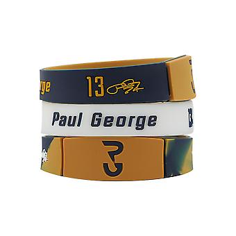 3st/lot Paul George 13 Siliconen Sport armband