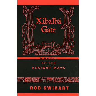 Xibalba Gate-tekijä Rob Swigart