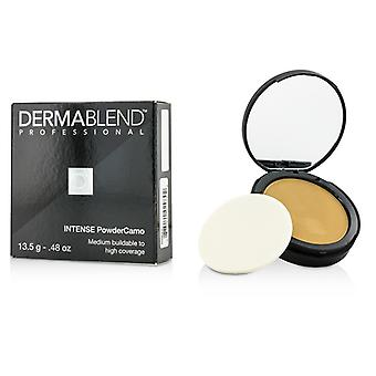 Dermablend Intense Powder Camo Compact Foundation (Medium Buildable to High Coverage) - # Olive 13.5g/0.48oz