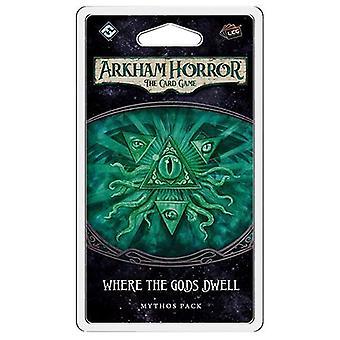 Arkham Horror LCG Onde os Deuses Habitam