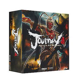 Journey Wrath af dæmoner brætspil