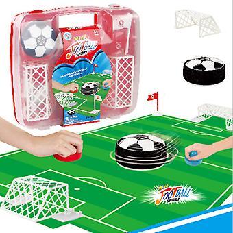 Vanhempien ja lasten pöytäpeli, pöytäjalkapallo, sähköjousitus jalkapallopuku, lapset'interaktiivinen lelu