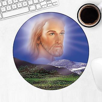 Gift Mousepad: Jesus Christ Catholic