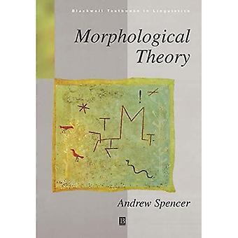 Teoria Morfológica: Uma Introdução à Estrutura da Palavra na Gramática Generativa (Livros Didáticos Blackwell em Linguística S.)
