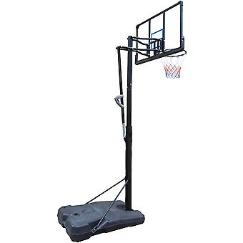 Basketball stativ med stor base 230-305 cm – Basketballstang